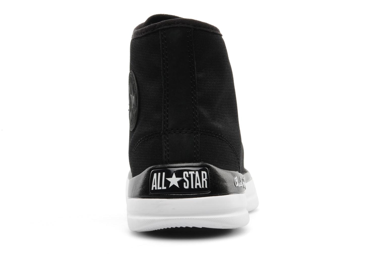 Baskets Converse All Star Re-Mix Hi M Noir vue droite