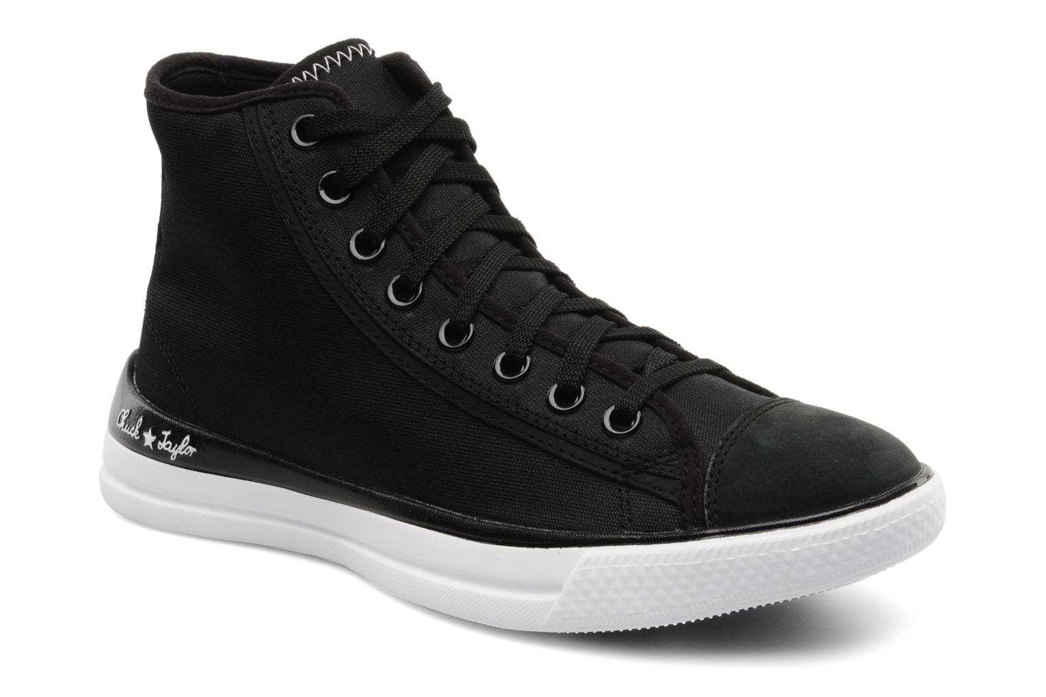 All Star Re-Mix Hi M Noir Blanc