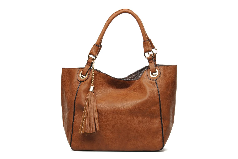 Handbags Georgia Rose Barnabé Brown detailed view/ Pair view