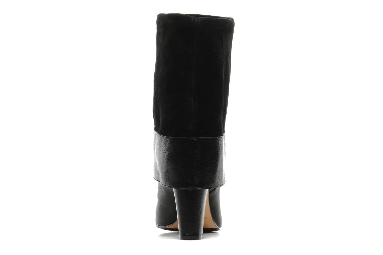 Bottes Casadei Tango Noir vue droite