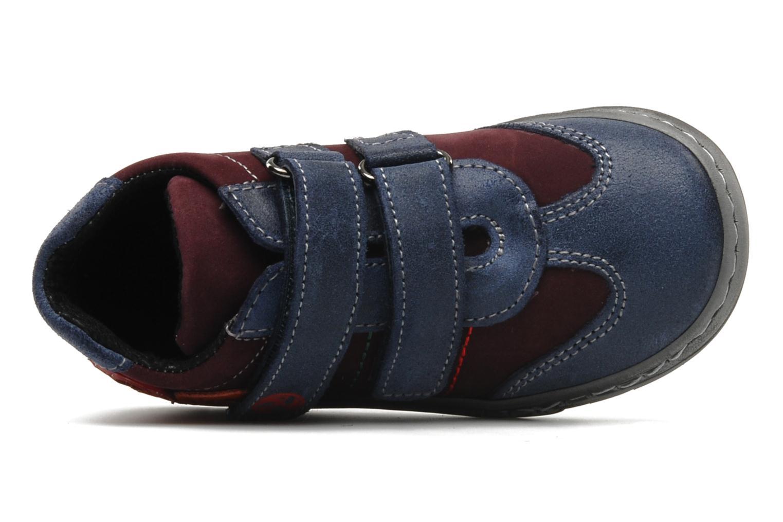 Sneakers Rose & Martin Max36 Bordeaux links