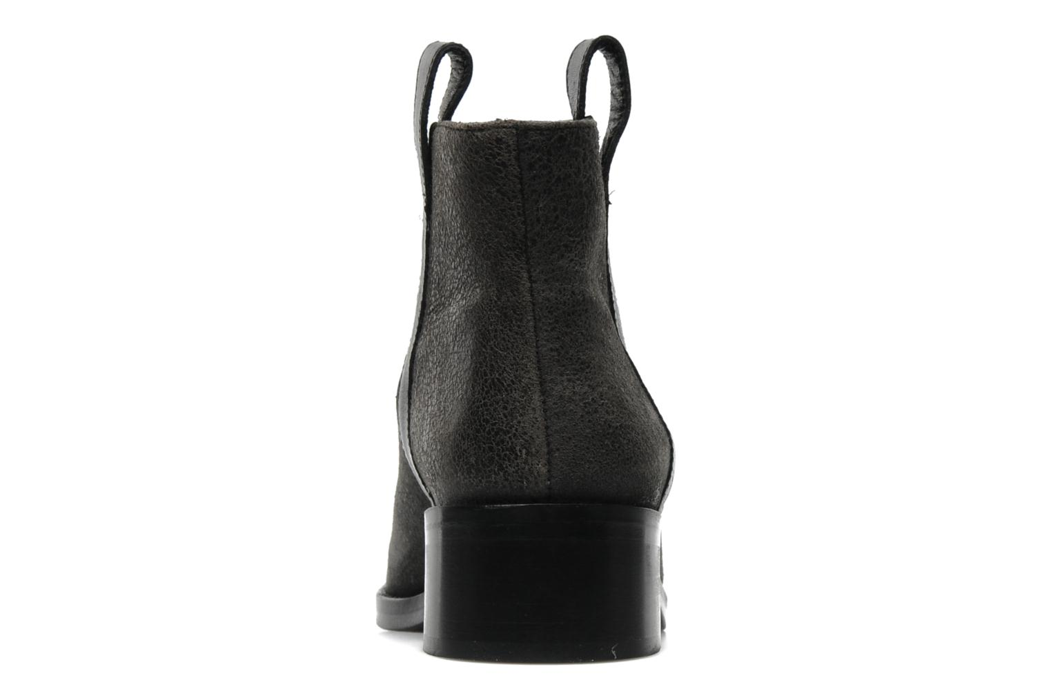 Bottines et boots Surface To Air Kim Pull Tab Boots Noir vue droite