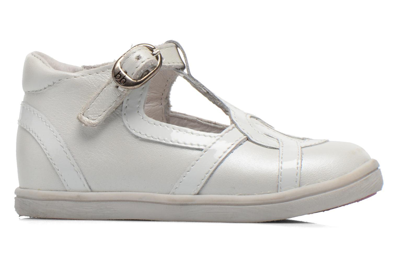 Bottines et boots Babybotte Princess Blanc vue derrière