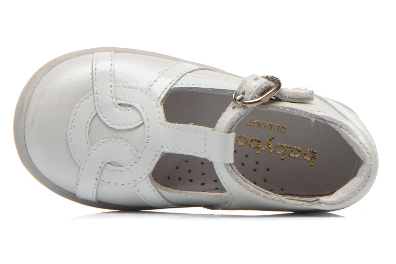 Bottines et boots Babybotte Princess Blanc vue gauche