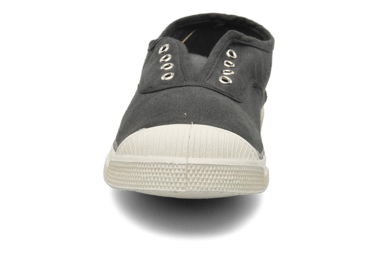 Baskets Bensimon Tennis Elly Noir vue portées chaussures