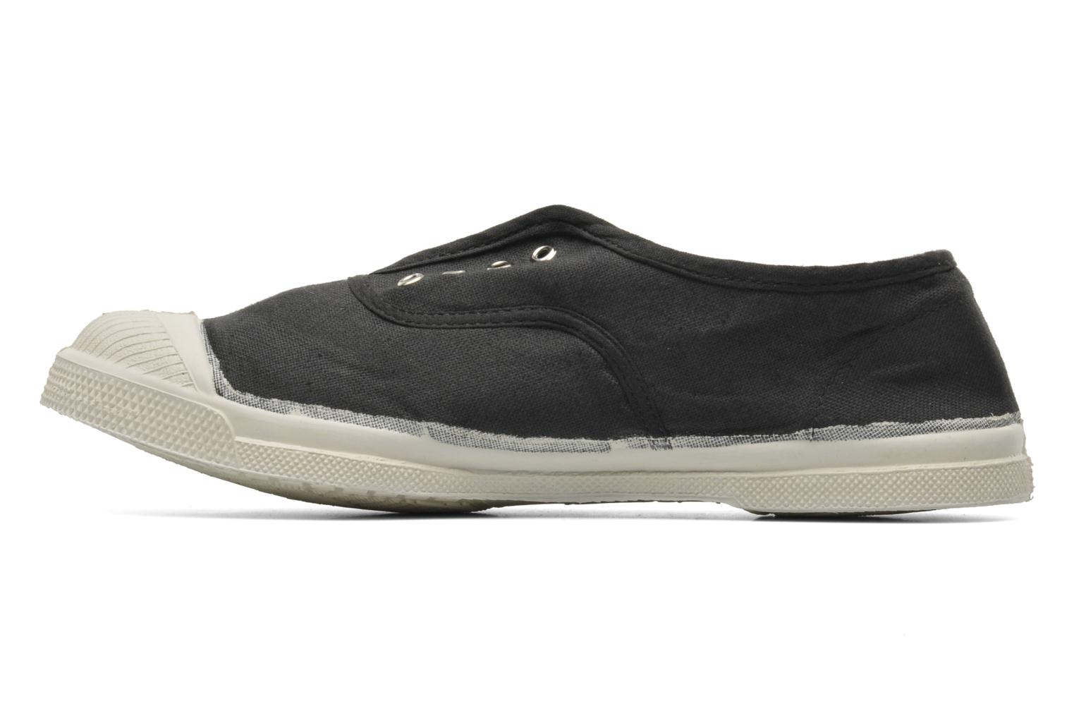 Trainers Bensimon Tennis Elly Black front view
