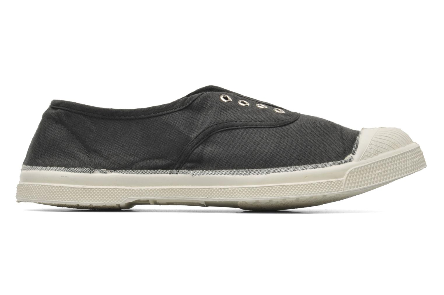 Trainers Bensimon Tennis Elly Black back view