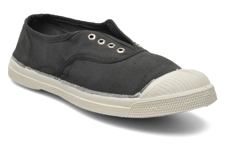 Sneaker Bensimon Tennis Elly schwarz detaillierte ansicht/modell