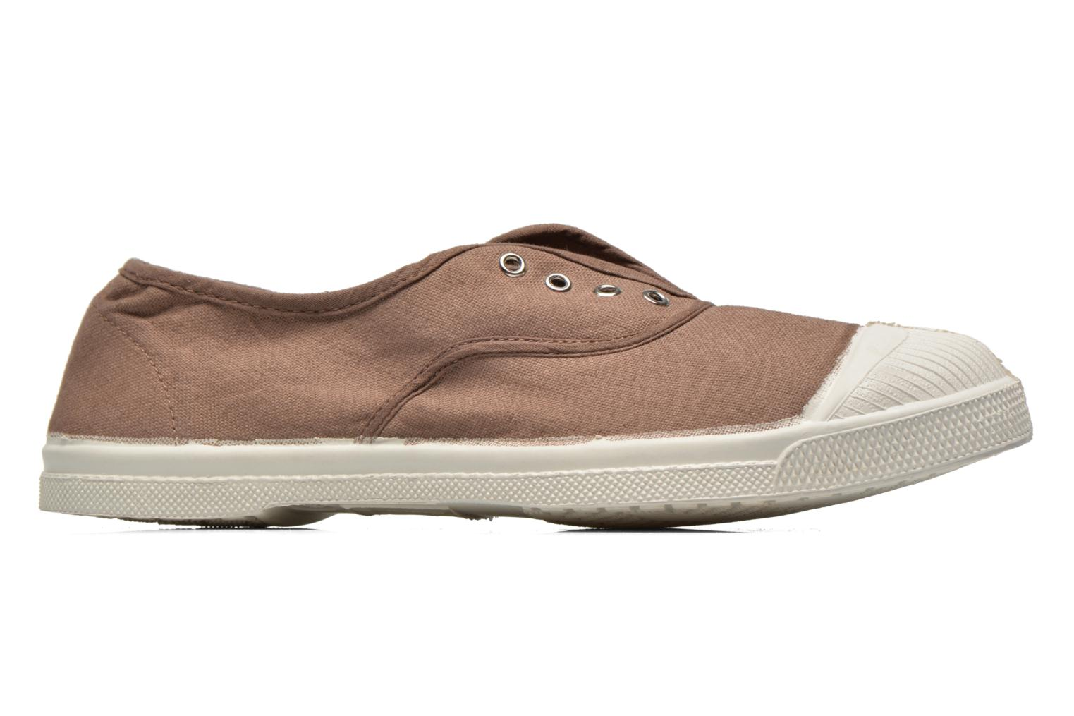 Trainers Bensimon Tennis Elly Brown back view