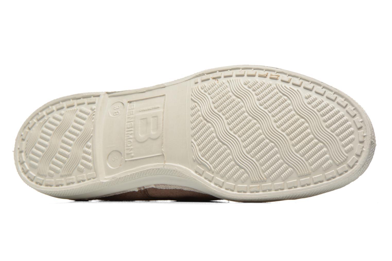 Sneakers Bensimon Tennis Elly Bruin boven
