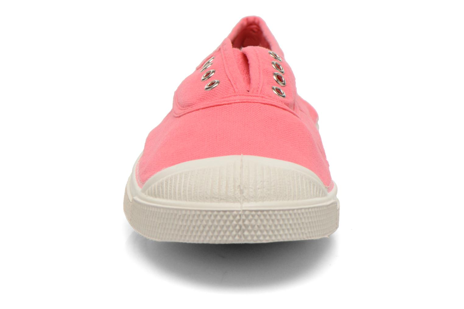 Trainers Bensimon Tennis Elly Pink model view