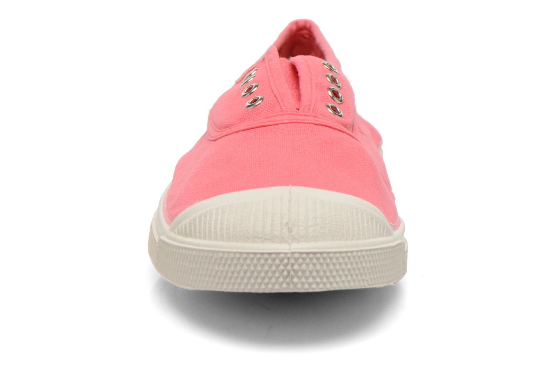 Sneakers Bensimon Tennis Elly Pink se skoene på