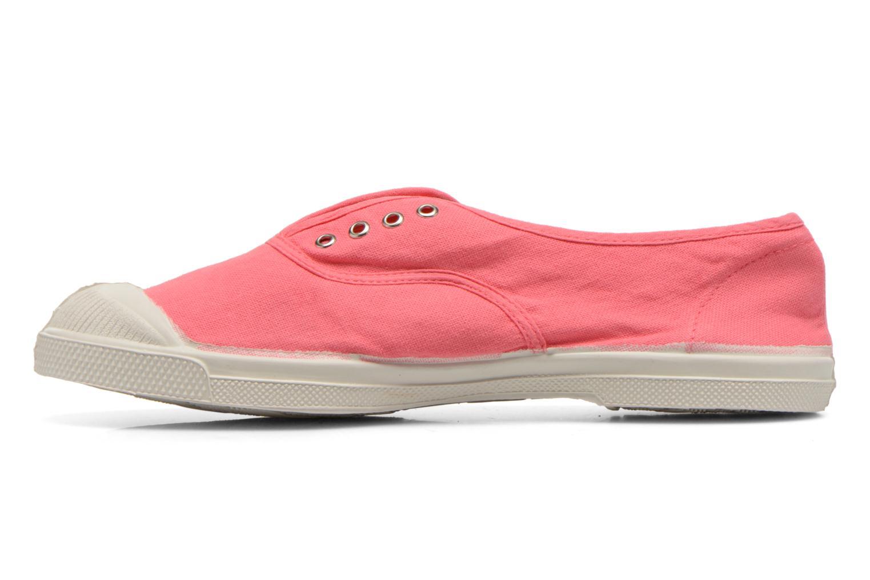 Sneakers Bensimon Tennis Elly Pink se forfra