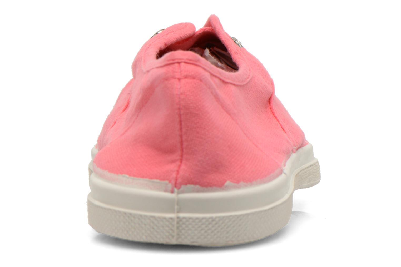 Sneakers Bensimon Tennis Elly Pink Se fra højre
