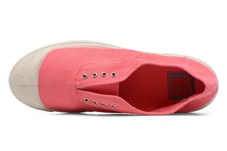 Sneakers Bensimon Tennis Elly Pink se fra venstre