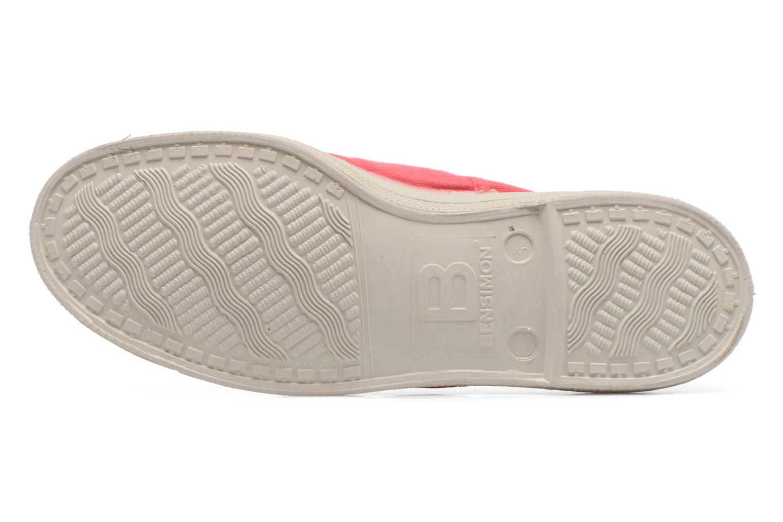Sneakers Bensimon Tennis Elly Pink se foroven