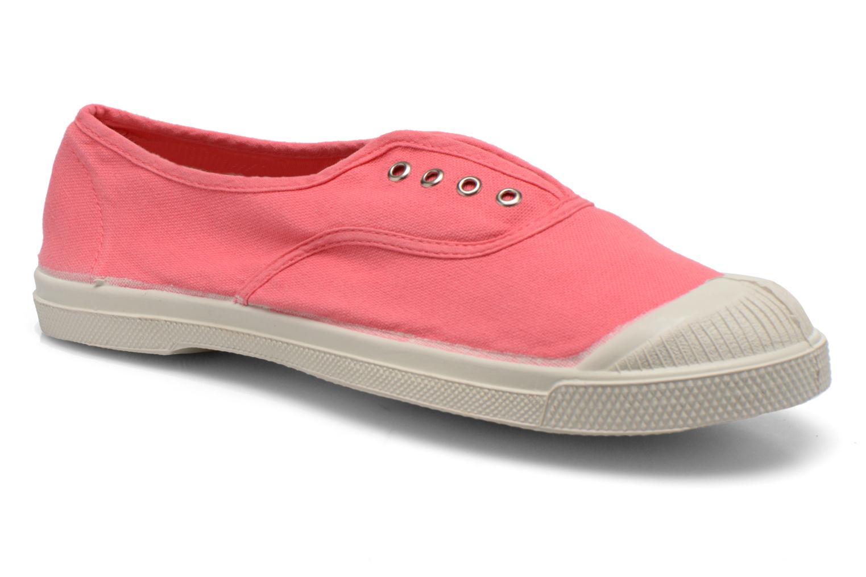 Sneakers Bensimon Tennis Elly Pink detaljeret billede af skoene