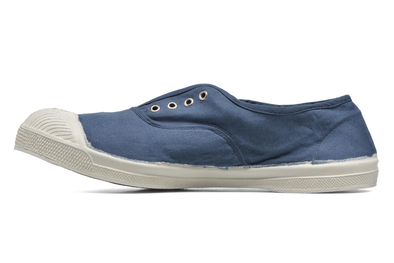 Sneakers Bensimon Tennis Elly Azzurro immagine frontale