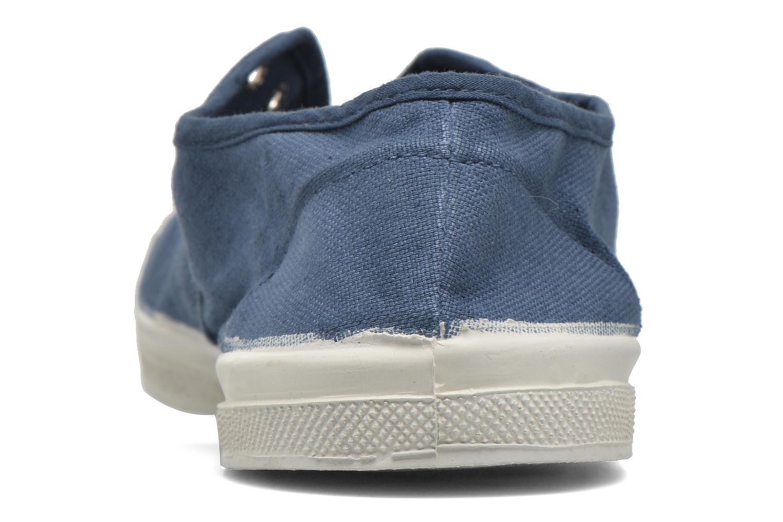 Sneakers Bensimon Tennis Elly Azzurro immagine destra
