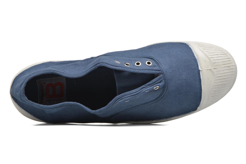 Sneakers Bensimon Tennis Elly Azzurro immagine sinistra