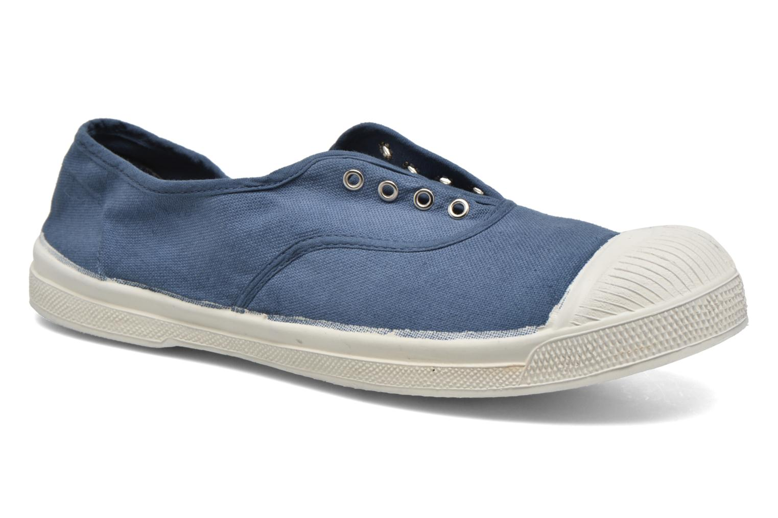 Trainers Bensimon Tennis Elly Blue detailed view/ Pair view