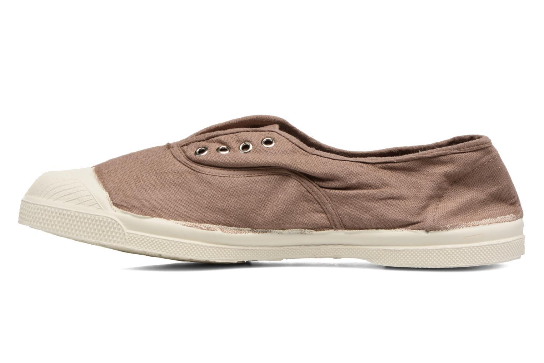 Sneakers Bensimon Tennis Elly Marrone immagine frontale