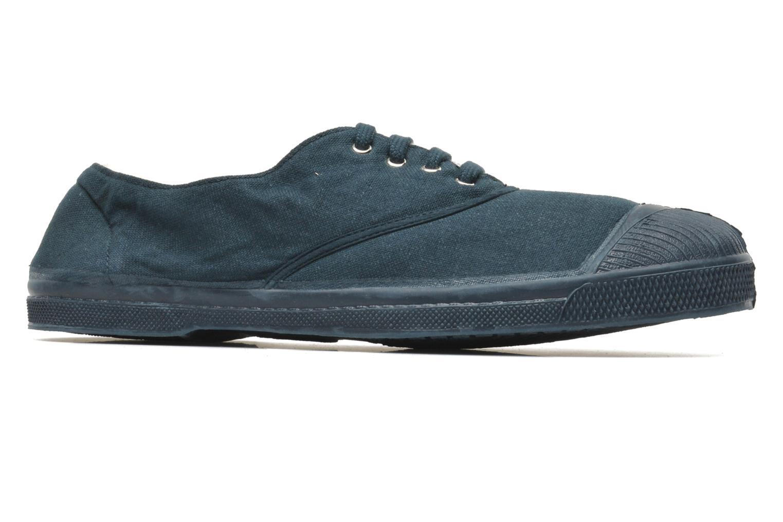 Sneakers Bensimon Tennis Lacets Fourrées Groen achterkant