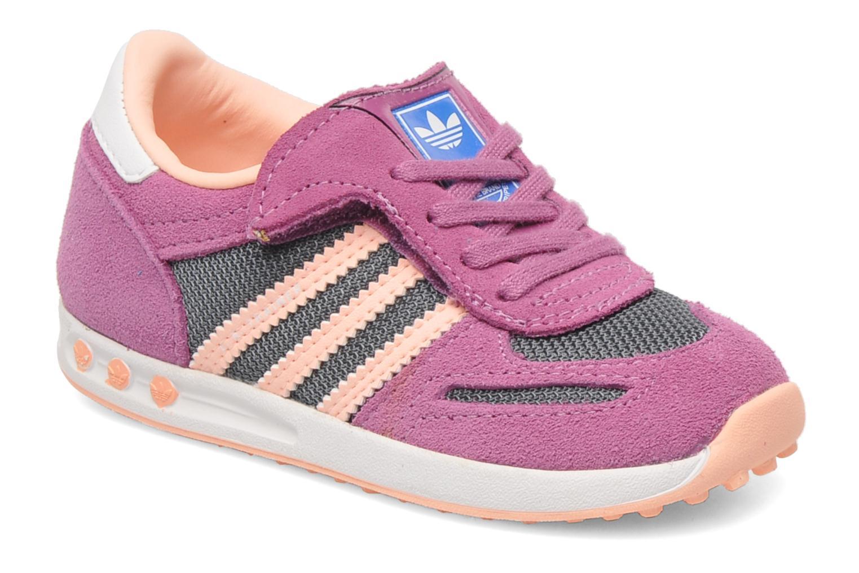 0680e41cc47d3 Adidas Originals LA Trainer Cf I (rosa) - Sneaker chez Sarenza (167361)