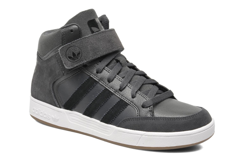 464fd60c9be05 basket adidas varial mid,Noir Blanc Enfant Adidas Varial Mid Junior