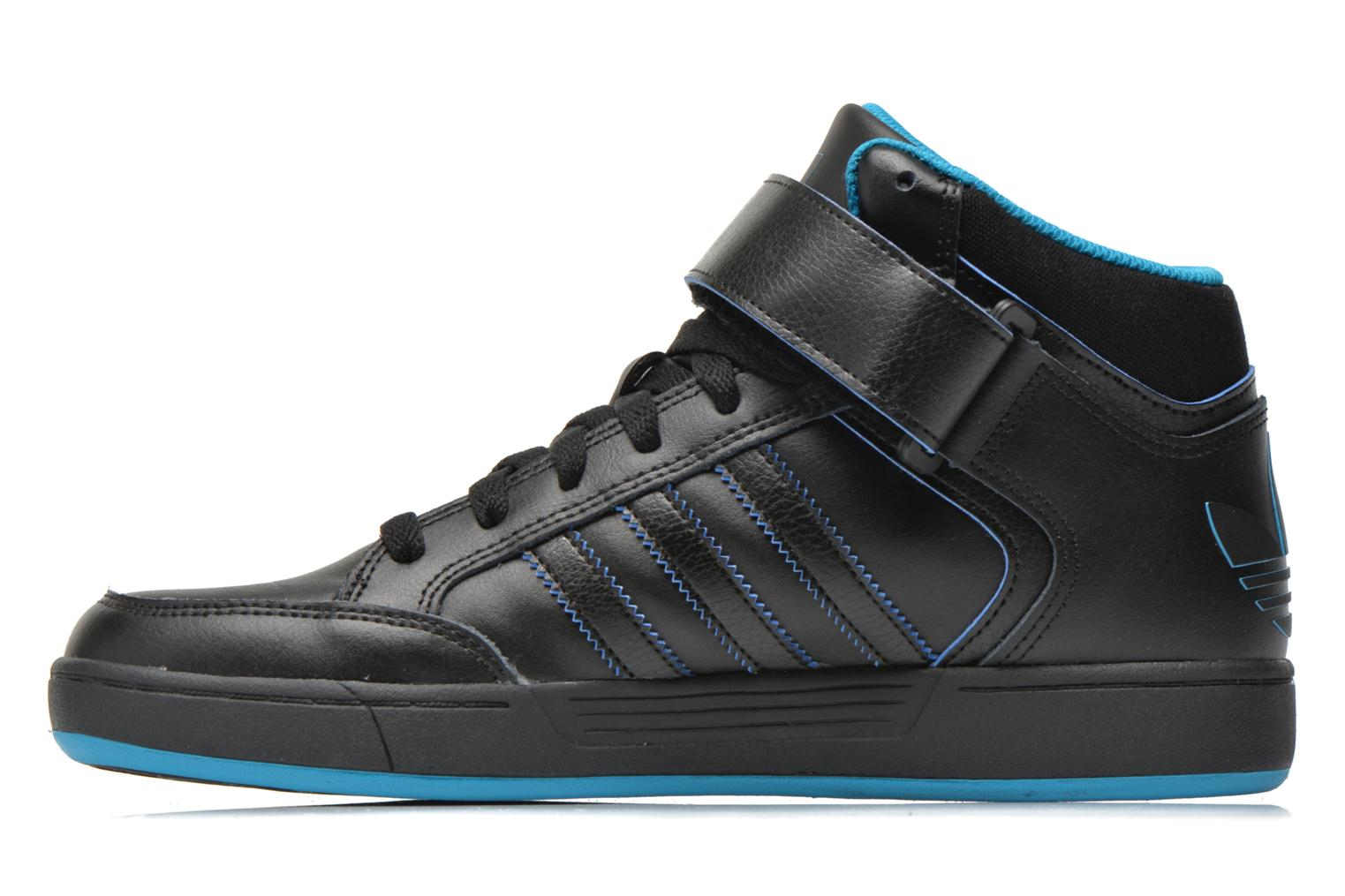 Baskets Adidas Originals Varial Mid Noir vue face