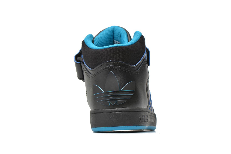Sneakers Adidas Originals Varial Mid Zwart rechts