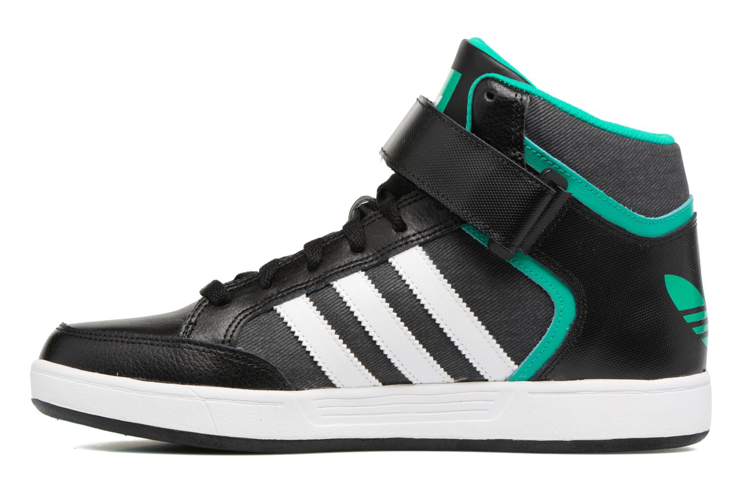 Trainers Adidas Originals Varial Mid Black front view