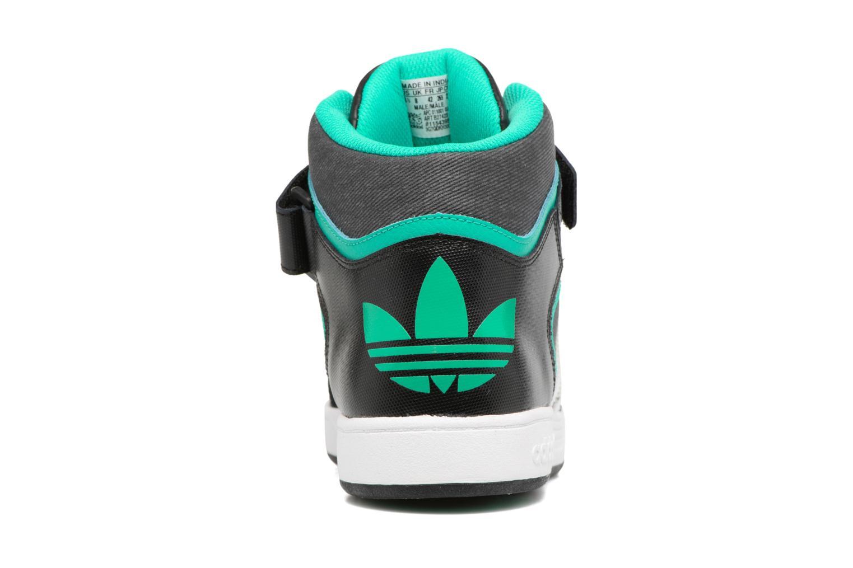 Sneakers Adidas Originals Varial Mid Svart Bild från höger sidan
