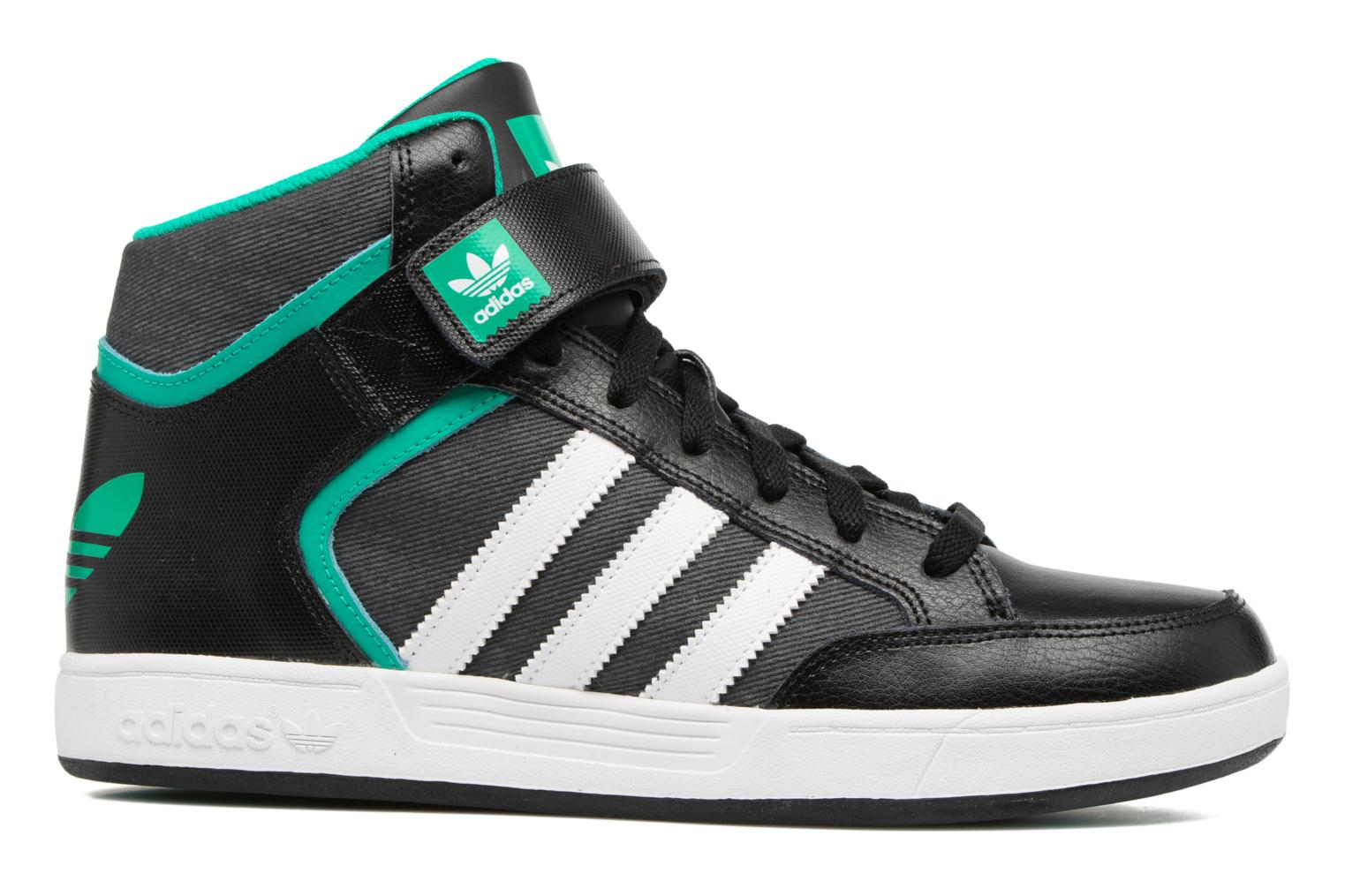Trainers Adidas Originals Varial Mid Black back view