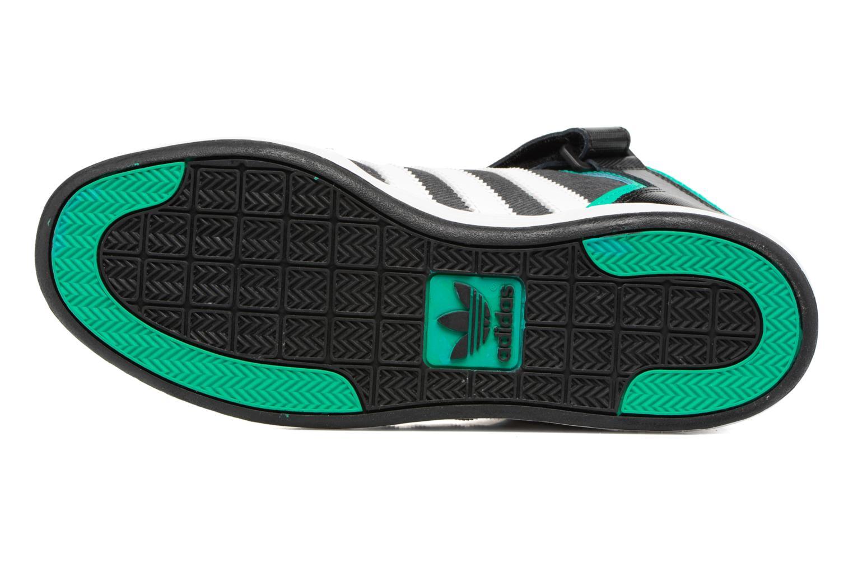 Sneakers Adidas Originals Varial Mid Nero immagine dall'alto