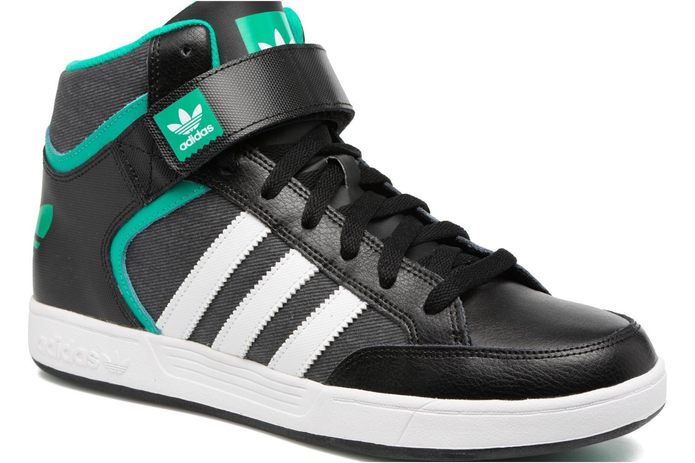 Sneakers Adidas Originals Varial Mid Sort detaljeret billede af skoene