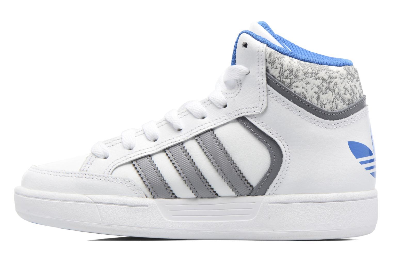 Baskets Adidas Originals Varial Mid J Blanc vue face