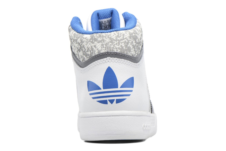 Baskets Adidas Originals Varial Mid J Blanc vue droite