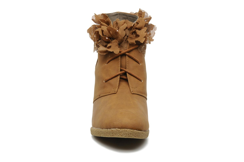 Boots en enkellaarsjes Molly Bracken Megan Bruin model