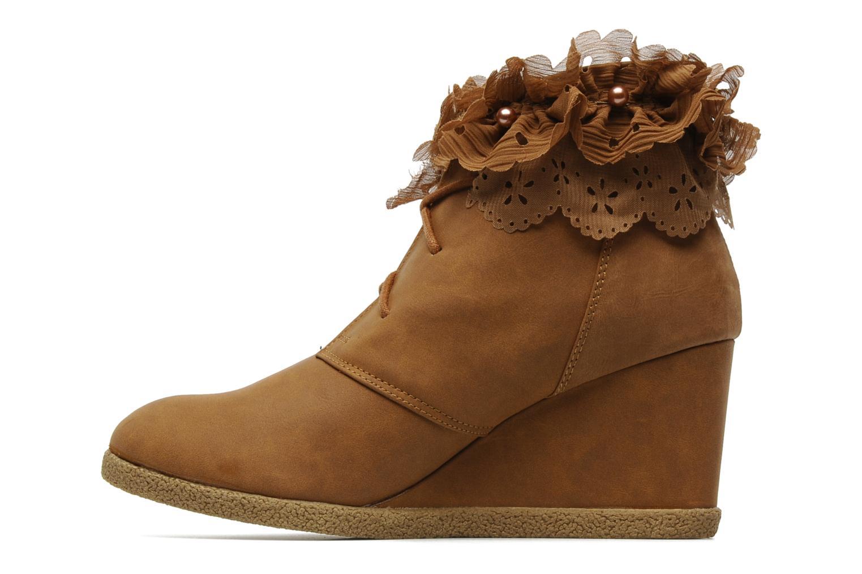 Boots en enkellaarsjes Molly Bracken Megan Bruin voorkant