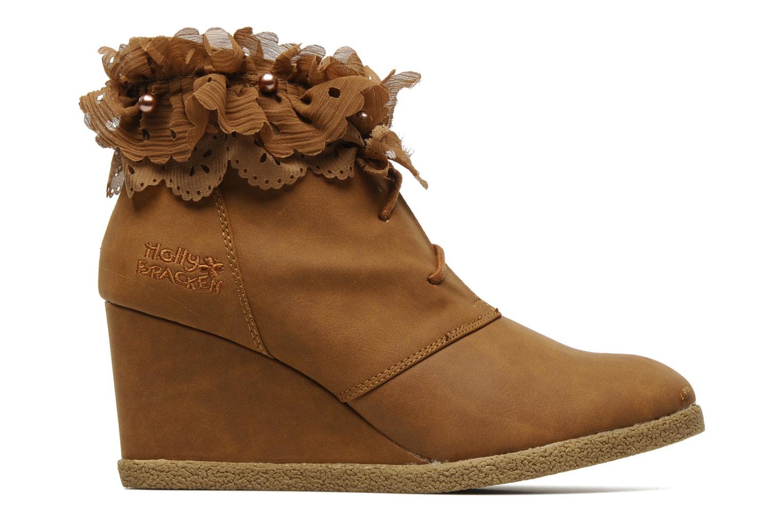 Boots en enkellaarsjes Molly Bracken Megan Bruin achterkant