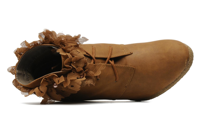 Boots en enkellaarsjes Molly Bracken Megan Bruin links