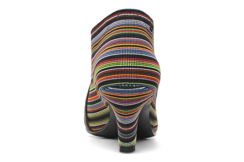 Bottines et boots United Nude Fold Mid Multicolore vue droite