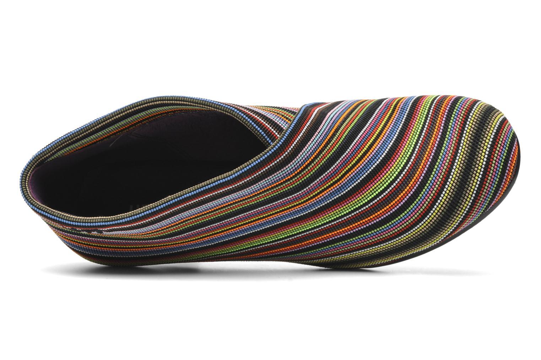 Bottines et boots United Nude Fold Mid Multicolore vue gauche
