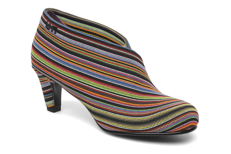 Bottines et boots United Nude Fold Mid Multicolore vue détail/paire