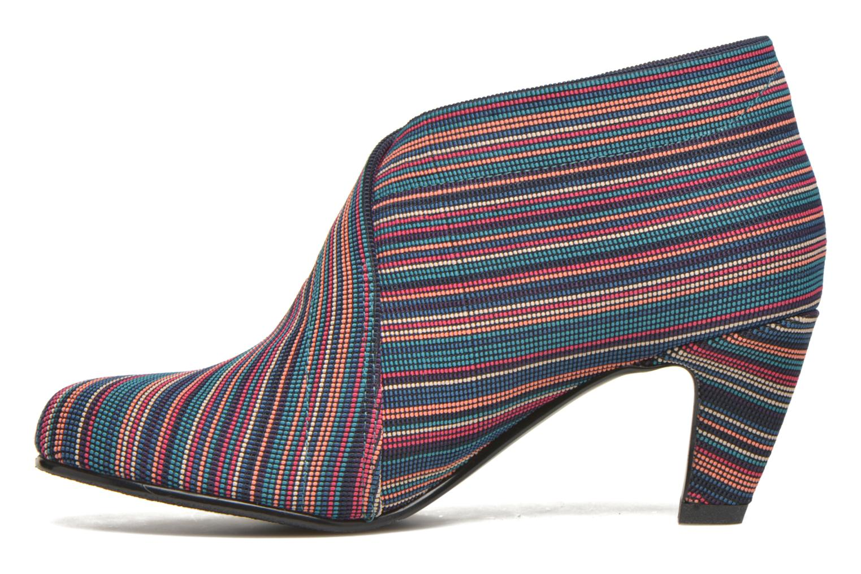 Boots en enkellaarsjes United Nude Fold Mid Multicolor voorkant