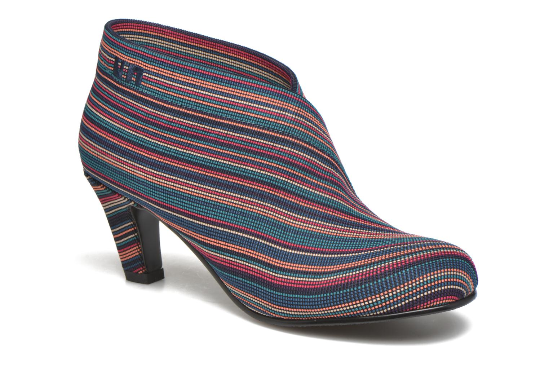 Boots en enkellaarsjes United Nude Fold Mid Multicolor detail