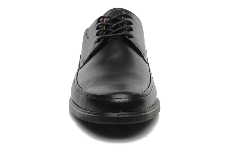 Zapatos con cordones Sledgers Joke Negro vista del modelo
