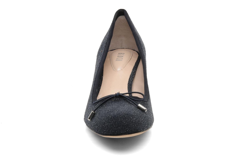Escarpins Bloch Roxie 50 Bleu vue portées chaussures