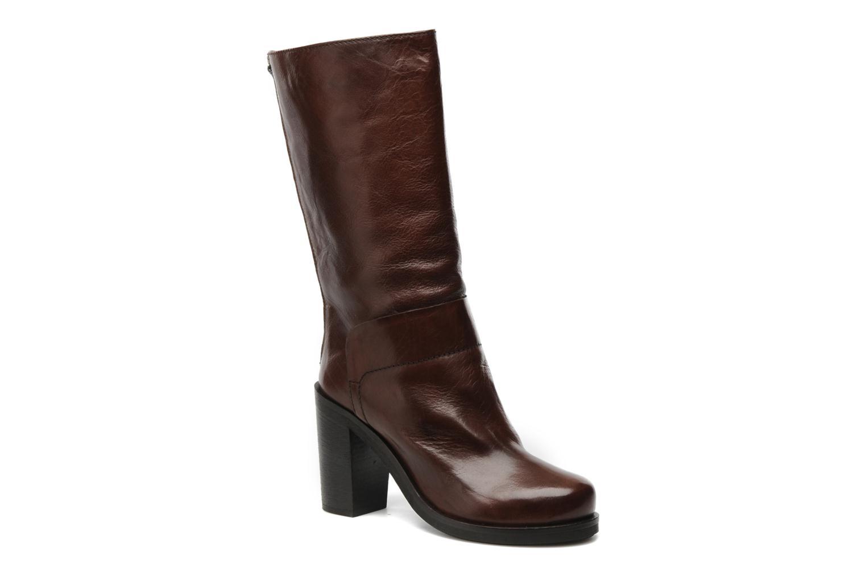 Bottines et boots Kéy Té By Kallisté Kelina Marron vue détail/paire